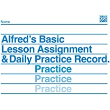 Lesson Assignment & Daily Practice Record