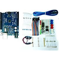 Arduino UNO R3 Learning Kit On ATMEGA328P