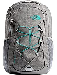 The North Face, Jester, Zaino, Unisex - Adulto, Verde (Zinc Grey Light Heather/Kokomo Green), Taglia Unica