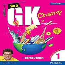 Be a GK Champ by Pearson for Class 1