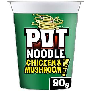 Pot Noodle Chicken & Mushroom Standard, 90 g (B004GPEU0Q) | Amazon price tracker / tracking, Amazon price history charts, Amazon price watches, Amazon price drop alerts