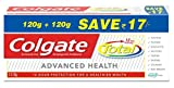 #10: Colgate Total Advance Health Toothpaste - 240 g
