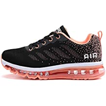 best loved a7855 ce263 tqgold® Chaussure de Sport Homme Femme Basket de Running Fitness Course  Sneakers Basses