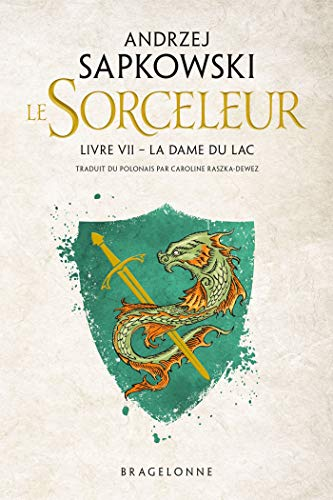 Sorceleur (Witcher), T7 : La Dame du lac