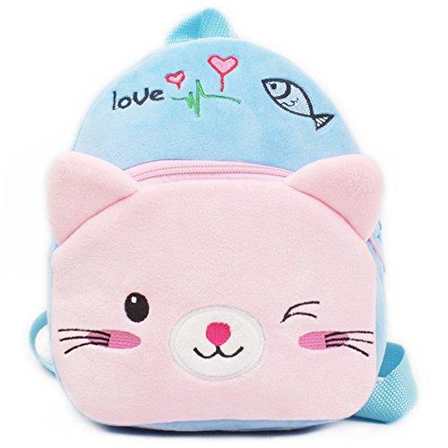 senmi-mignon-animal-sac-dos-cartable-maternelle-trs-doux-pour-petit-enfant-bb-chat-rose-bleu