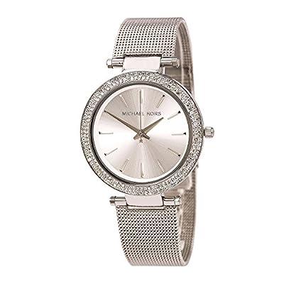 Michael Kors MK3367 - Reloj de pulsera para Mujer, plata
