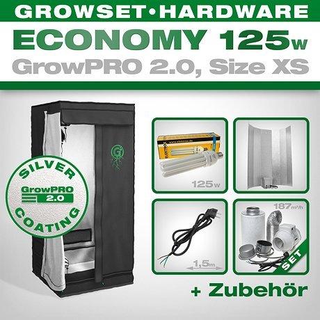 Growmart GrowPRO 2.0 XS - Kit complet chambre de culture