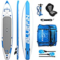 Bluefin Blu 330cm, iSUP330 Stand Up Paddle, Blue, 10'8