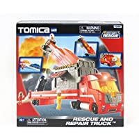 Tomy International Tomica Hypercity Rescue And Repair Truck - Compare prices on radiocontrollers.eu