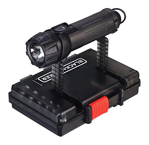 Black+Decker A7224 +- Taschenlampe, SOS Weste// Zubehör, 35-teilig