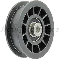 Puleggia tendicinghia trattorino tagliaerba compatibile JONH DEERE AM115459
