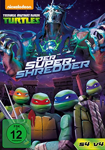Teenage Mutant Ninja Turtles - Super -