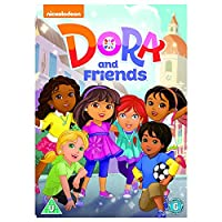 ‏‪Dora and Friends (DVD ) 2015‬‏