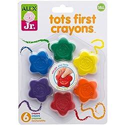 Alex Toys primeros lápices de colores (848S)