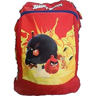 TOYLAND Accademia 50499Mochila Americano Angry Birds