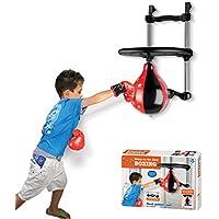 Punchingball trainiert die Reflexe f/ür verbesserte Reaktion und Geschwindigkeit Winomo Boxball