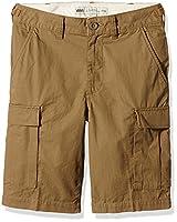 Vans Boy's TREMAIN BOYS Shorts, Beige (Dirt), 29