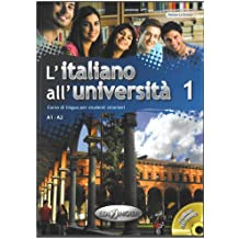 L'italiano all'universita: Libro + CD Audio 1 (Level A1-A2)