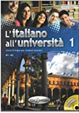 L'italiano all'università. Con CD Audio: 1