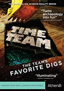Time Team: The Team's Favorite Digs [DVD] [2002] [Region 1] [US Import] [NTSC]