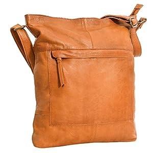Gusti Handtasche Leder – Maola Ledertasche Umhängetasche Laptoptasche Schultertasche Leder Damen