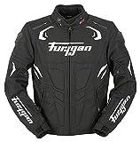 Furygan 6180-143 Jacke Blast schwarz-weiß, Größe L