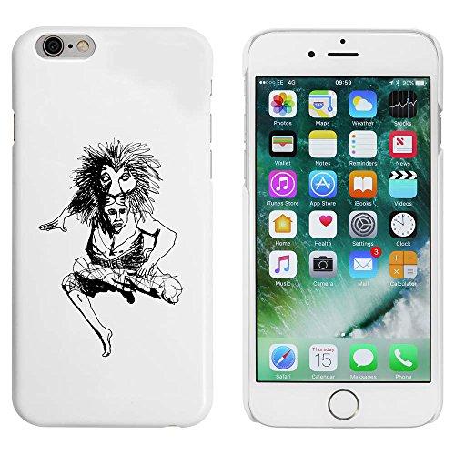 Weiß 'Löwe Kostüm' Hülle für iPhone 6 u. 6s (MC00049786)