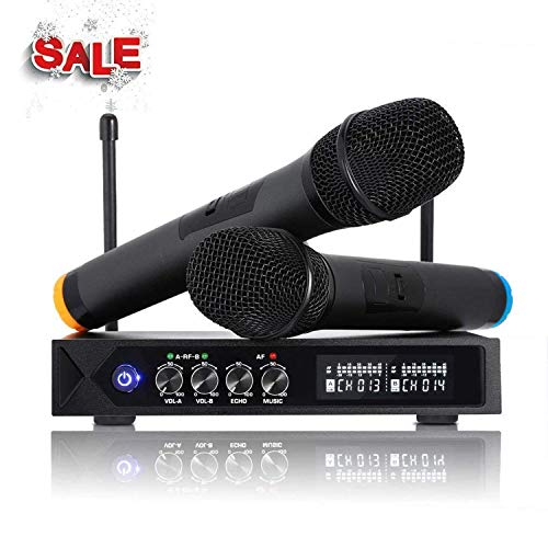 Karaoke Wireless Microphone Syst...