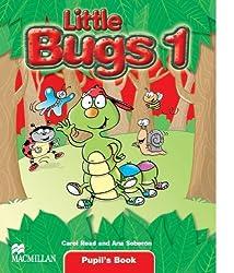 Little Bugs: Level 1: Pupil's Book