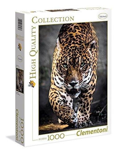 Clementoni - 393268 - Puzzle - La transition de Jaguar - 1000 Pièces