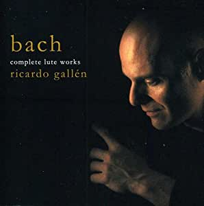 Bach:Complete Lute Works