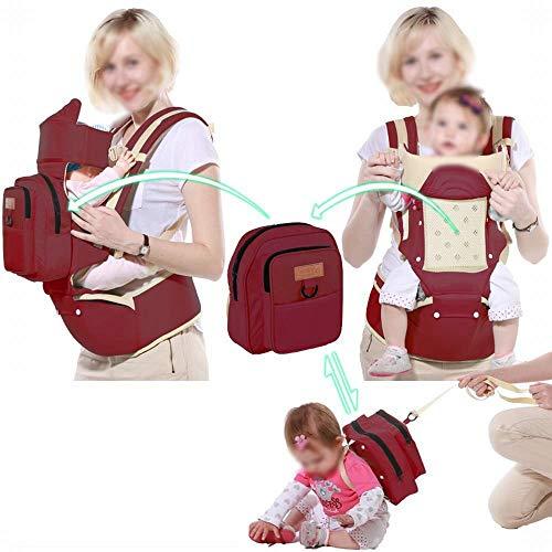FANCYKIKI Multifunktions-Einzelschulter-Taillen-Bank-Front-Umarmungs-Art-Baby-Verpackung - Babytrage-Tragetuch-Verpackung, Pfosten-Postpartum-Gurt, Krankenpflege-Abdeckung, Babytrage-Verpackung