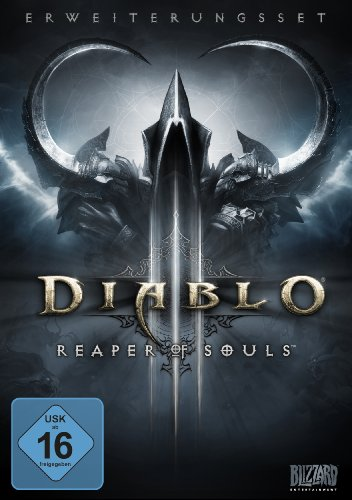 Diablo III : Reaper of Souls - Pc Game Diablo