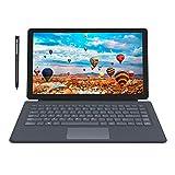 "XIDU PhilPad 2 in 1 Laptop Tablet Touchscreen, 13.3"" 2K (2560X1440) Intel Quad-Core"
