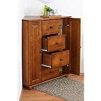 suchergebnis auf f r kommode eichefarben k che haushalt wohnen. Black Bedroom Furniture Sets. Home Design Ideas