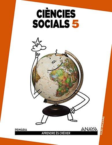 Ciències socials 5 (aprendre és créixer)