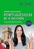 PONS Power-Sprachkurs Portugiesisch: Lernen Sie Portugiesisch mit Buch, 2 Audio+MP3-CD's und...