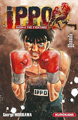 Ippo Saison 6 - The Fighting Tome 1