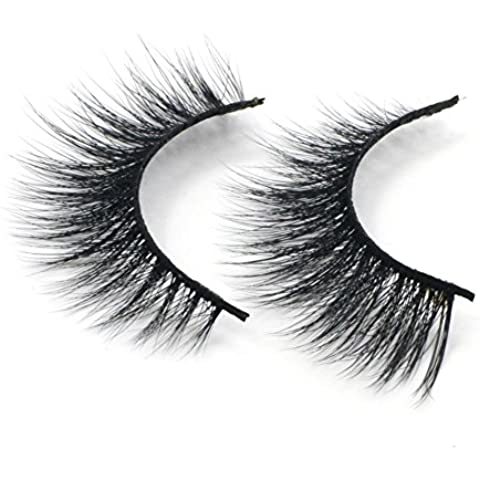 Arison Lashes Fur Fake Eye Lash False Eyelashes 3D fiber