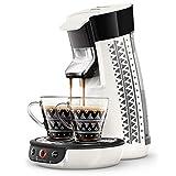 Philips SENSEO Viva Máquina de café en cápsulas, 0.9 L, Color blanco cafetera eléctrica