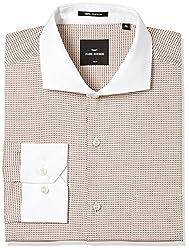 Park Avenue Mens Formal Shirt (8907663108604_PMSE09729-F4_42_Medium Fawn)