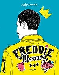 Freddie Mercury par Alfonso Casas