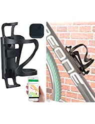 Trackerid Finder GPS Tracker in Cycle Bottle Holder with App, 6Months, IPX6(Realtime GPS Tracker)