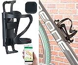 TrackerID Fahrrad Finder: GPS-Tracker im Fahrrad-Flaschenhalter mit App, 6 Monate Laufzeit, IPX6 (GSM Tracker)