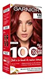 Garnier - 100% Ultra Color - Coloration permanente Rouge - 5.62...