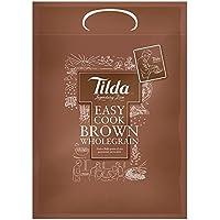 5kg Tilda Fácil de Cook Brown Grano entero de arroz (paquete de 5 kg)
