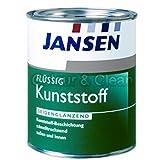JANSEN Flüssig-Kunststoff 750ml weiss