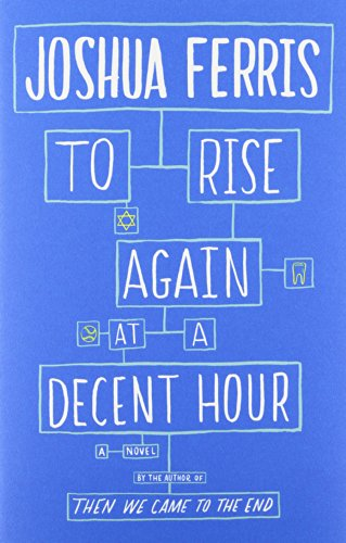 Book cover for To Rise Again at a Decent Hour