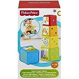 Fisher-Price - Bloques apila y descubre (Mattel CDC52)