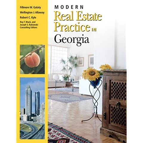 Modern Real Estate Practice Georgia